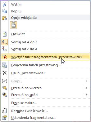 Budowa Dynamicznego Dashboardu W Excelu Z Użyciem