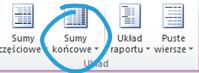 Tworzenie raportu tabeli przestawnej w excelu12