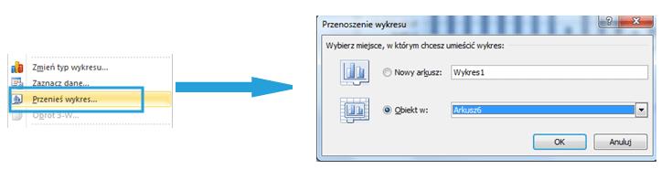 Tworzenie raportu tabeli przestawnej wexcelu21