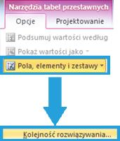 Tworzenie raportu tabeli przestawnej wexcelu2_8