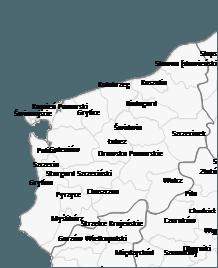 Mapa Polski Excel - Jak pokazać namapie nazwy obszarów administracyjnych (powiaty, gminy) 5
