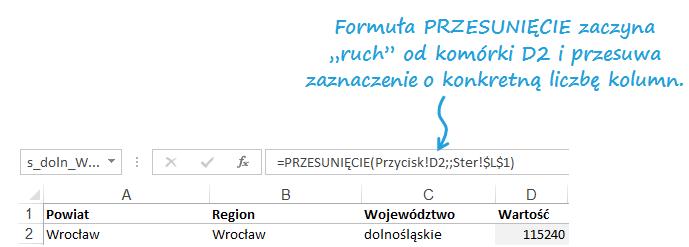 Mapa Polski Excel - Jak zbudować hierarchiczny podział geograficzny 9