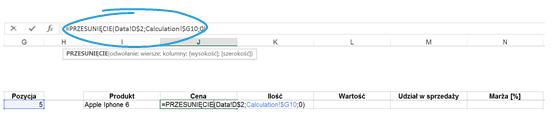 Dashboard zKPI- przewijaj isortuj zapomocą jednego kliknięcia_12