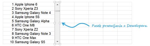 Dashboard zKPI- przewijaj isortuj zapomocą jednego kliknięcia_19