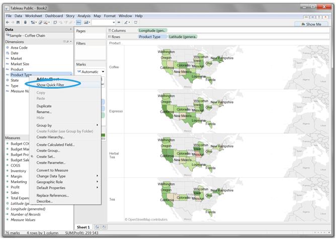 Mapy wTableau – dwa sposoby naefektywne prezentowanie danych_12