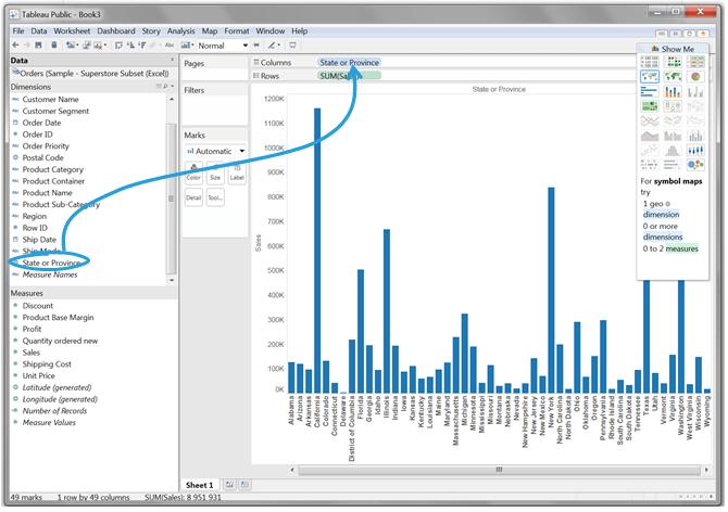 Mapy wTableau – dwa sposoby naefektywne prezentowanie danych_19