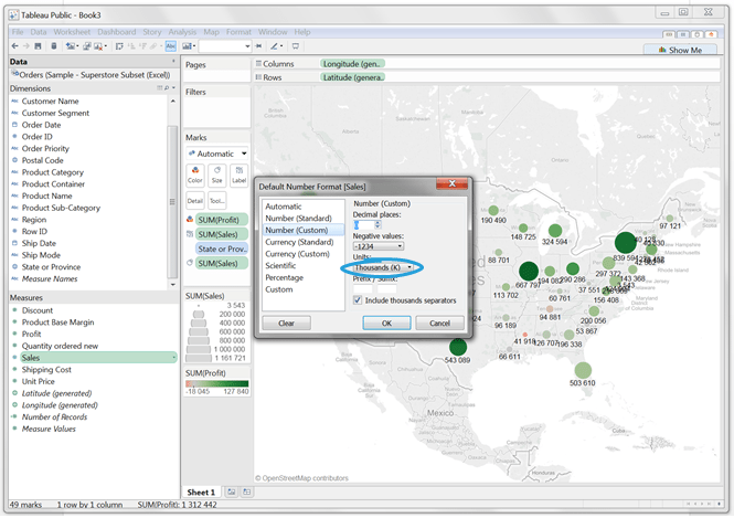 Mapy wTableau – dwa sposoby naefektywne prezentowanie danych_24