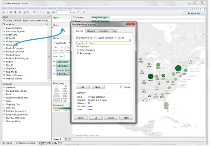 Mapy wTableau – dwa sposoby naefektywne prezentowanie danych_26