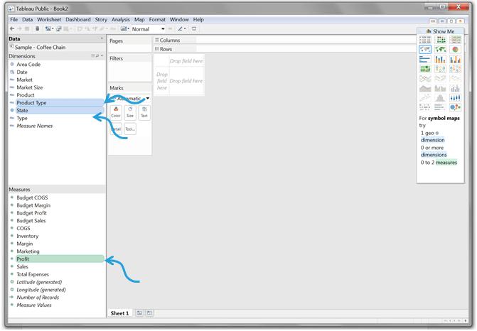 Mapy wTableau – dwa sposoby naefektywne prezentowanie danych_4