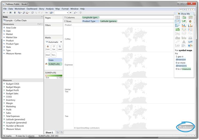 Mapy wTableau – dwa sposoby naefektywne prezentowanie danych_6