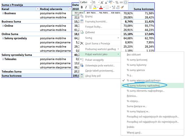 Tabela iwykres przestawny – alternatywny sposób prezentowania danych_54