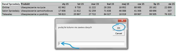 Depivot Data - automatyzacja zmiany układu danych dotabeli przestawnej 7