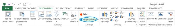 Aplikacje dla Excel 2013_1.