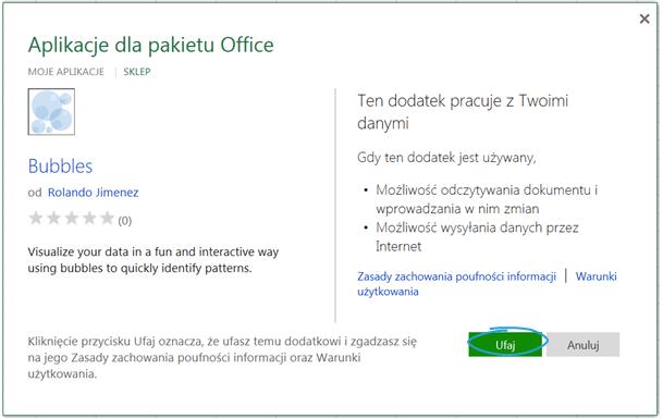 Aplikacje dla Excel 2013_17