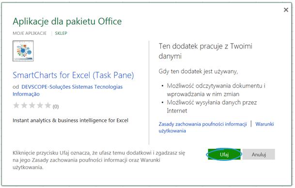 Aplikacje dla Excel 2013_19