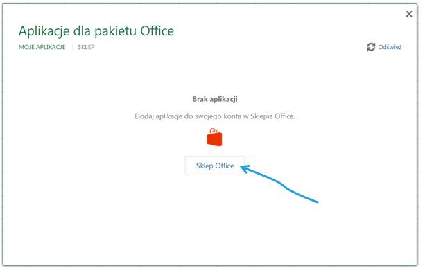 Aplikacje dla Excel 2013_2.