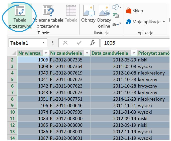 Dashboard analityczny wExcelu krok pokroku (cz.1 ) - formatowanie warunkowe wtabeli przestawnej_4