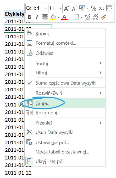 Dashboard analityczny w Excelu krok po kroku (cz.4 ) - przestawny wykres cykliczności_3